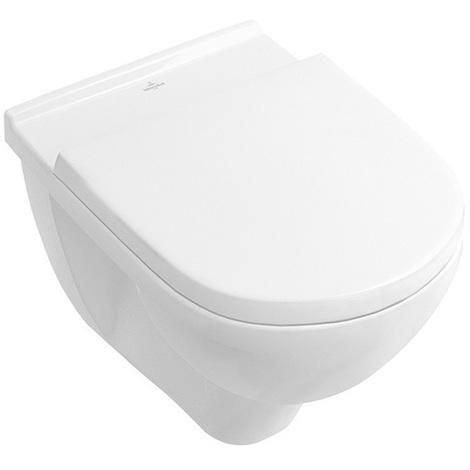 Villeroy & Boch WC-Sitz O.novo 9M39 Weiß Alpin 9M396101 - 140056
