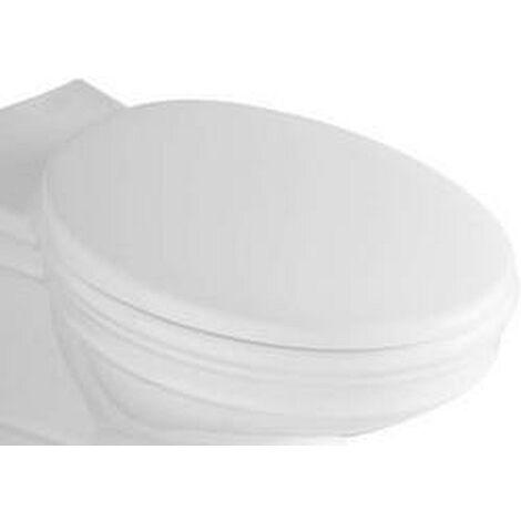 Villeroy & Boch WC Sitz paßt nur zu AMADea R1 weiß alpIn Scharniere chrom, 881061R1