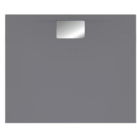 Villeroy et Boch - Receveur anthracite 4,8 cm Architectura Metalrim