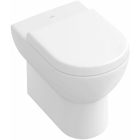 Villeroy und Boch retrete de lavado Subterráneo 660710 370x560mm, blanco, color: Cerámica Blanca - 660710R1