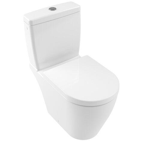 Villeroy&Boch WC-Sitz Avento 9M77 Stone White CeramicPlus
