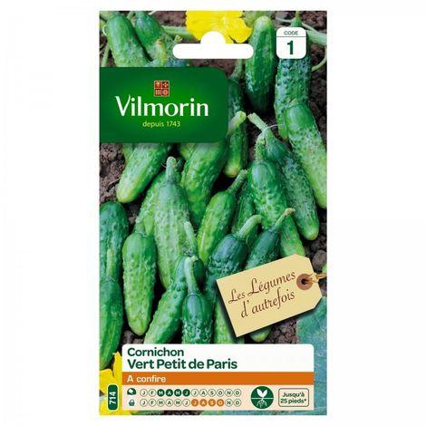 Vilmorin - Cornichon Vert Petit de Paris