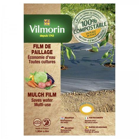 Vilmorin - Film de Paillage Toutes Cultures Farine de Céréales Faible
