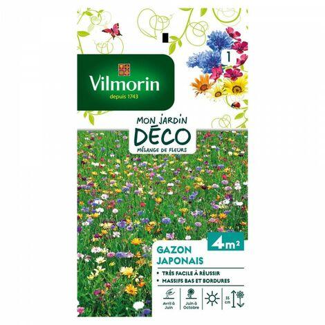 Vilmorin - Fleur Mélange Gazon Japonais