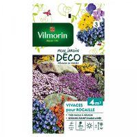 Vilmorin - Fleur Vivace Rocaille Melange