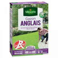 Vilmorin - Gazon Anglais Vert, 1 kg