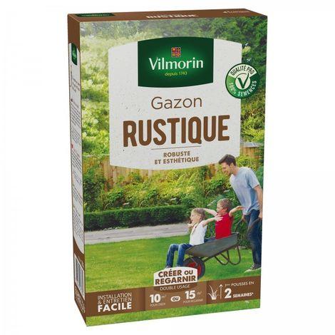 Vilmorin - Gazon Rustique 250 gr