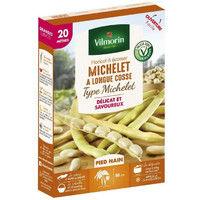 VILMORIN Graines de haricot michelet a longue cosse - 20 M