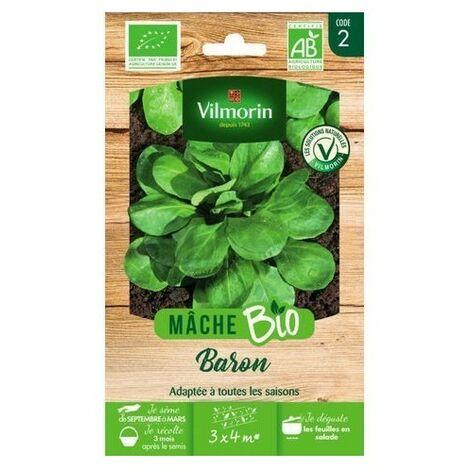Vilmorin - Mache Baron Bio
