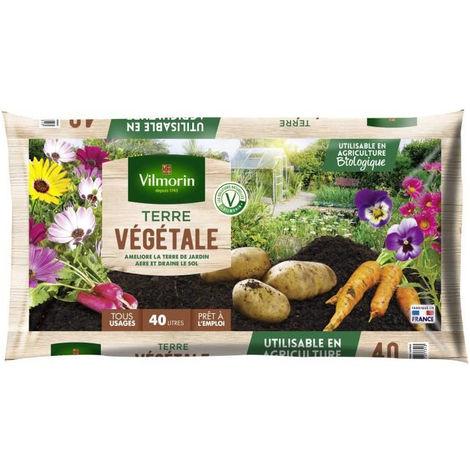 VILMORIN Terre végétale 40 L