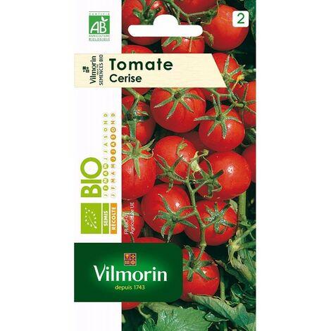 Vilmorin - Tomate Cerise Bio