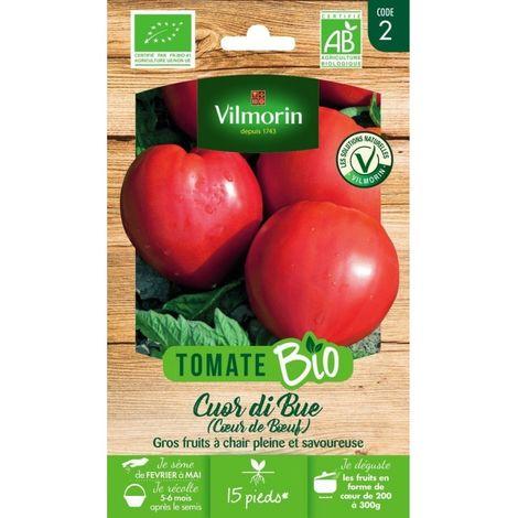 Vilmorin - Tomate Cuor Di Bue Bio Vl 3