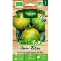 Vilmorin - Tomate Green Zebra Bio