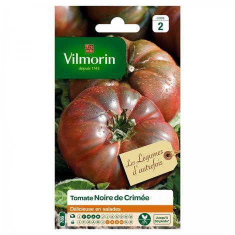 Vilmorin - Tomate Noire de Crimée