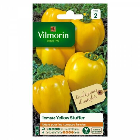 Vilmorin - Tomate Yellow Stuffer