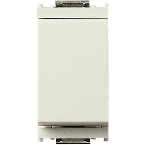 Vimar - 1 Deviatore 1P 16AX Serie Idea colore bianco 16005.B