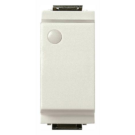 Vimar - 1 Interruttore 1P 16AX Serie Idea colore bianco 17001.B