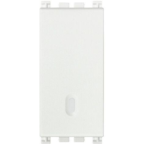 Vimar Arke deviatore illuminabile 1P 16A Bianco