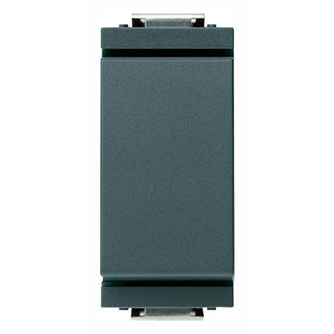 Vimar - Invertitore 1P 16AX Serie Idea colore grigio 17005