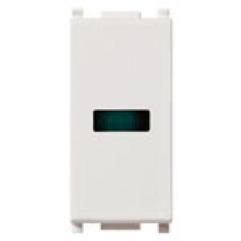 vimar plana spia prismatica bianco bianco 14387.b