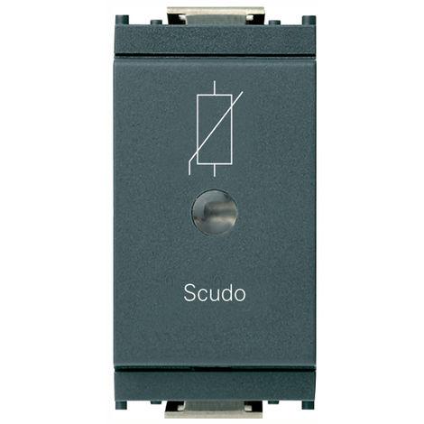 Vimar - SCUDO Limitatore sovratensione 250V Serie Idea colore grigio 16481