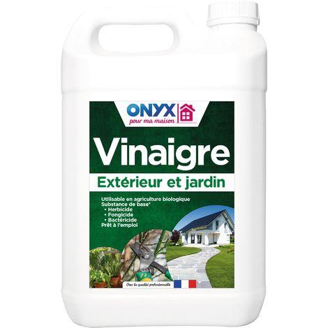 Vinaigre extérieur et jardin Onyx - 5 l