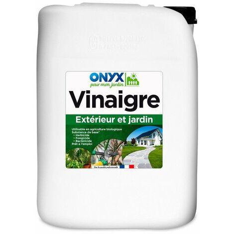 Vinaigre Exterieur Jardin 9.5° 20l - ONYX