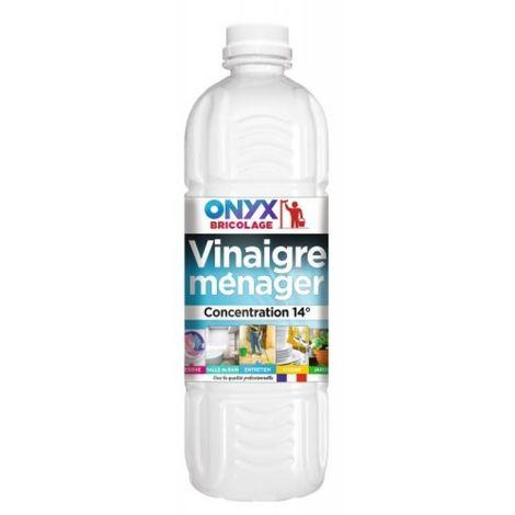 Vinaigre ménager 14° Onyx bidon de 5 litres