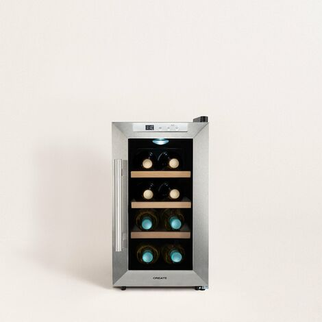 VINARIAM WOOD 800 - Vinoteca de 8 botellas