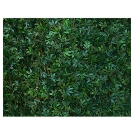 Vine leaf lattice JET7GARDEN 1,00x2,00m - green