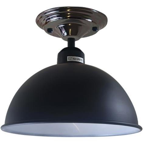 "main image of ""Vintage Ceiling Shade Industrial Chandelier Light Retro Lamp UK"""