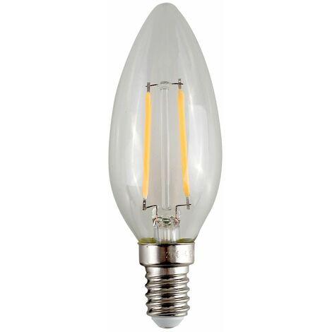 Vintage LED Bulbs Filament Lightbulb Lamp Amber A+