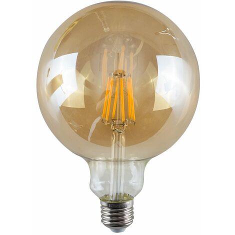 Vintage LED Bulbs Giant Globe Lightbulb Lamp Amber A+