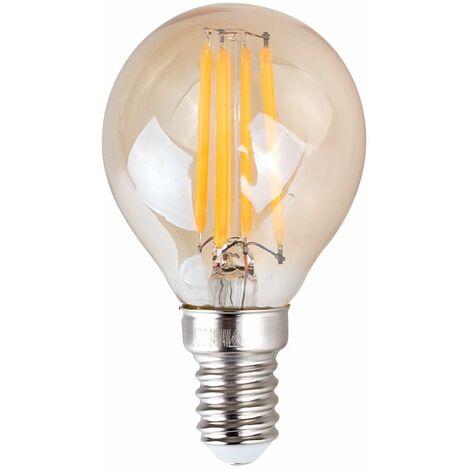 Vintage LED Bulbs Industrial Filament Edison Radio Valve Lightbulb Lamp Amber A+