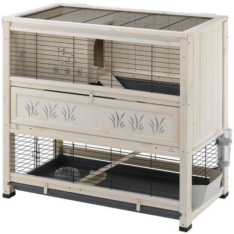 VINTAGE rabbit hutch