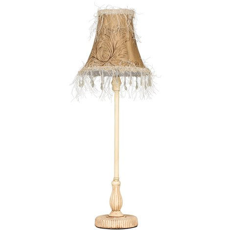 Lamps Shabby Chic Twisted Marine Rope Lamp NEW with Natural