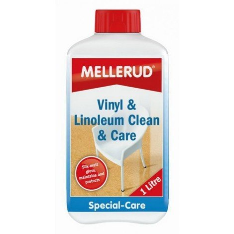 Vinyl Floor and Lino Cleaner - Kitchen Bathroom and Toilet Floor Cleaner