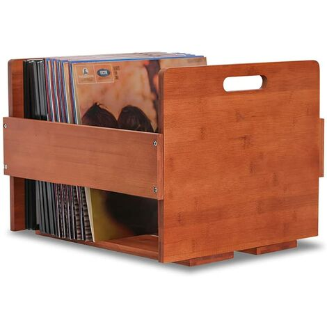 """main image of """"Vinyl record storage case - LP storage box 