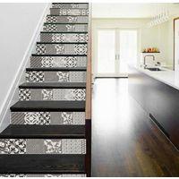 Vinyle pour crédence de cuisine adhésif / contre marche d'escalier et pour revêtement mural adhésifs / dimensions au choix