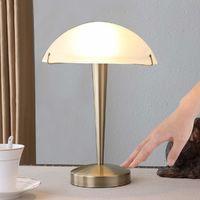 Viola - lampada da tavolo color ottone