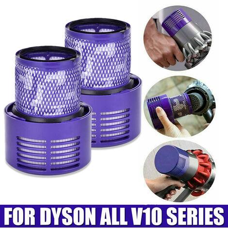 Violetter Vakuumfilter für DYSON all V10 Series Absolute Animal SV12