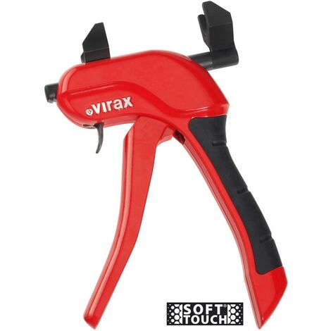 Virax - Coffret sertisseuse Ø 12 - 16 - 20 mm + pince à expansion Ø 12 - 16 - 20 mm