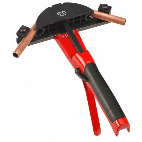 Virax - Doblador de ballesta de cobre y multicapa 12-14-16-18-20-22-26-32 mm