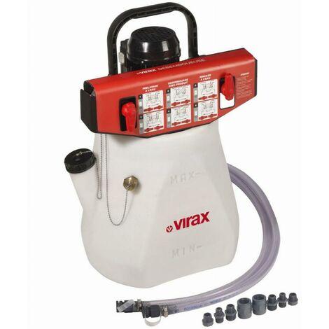 Virax - Pompe à désembouer 30 L/min 0,330 kW réservoir 24 L