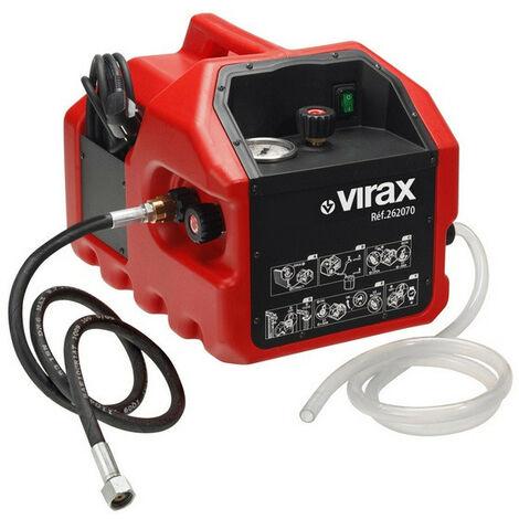 Virax - Pompe d'épreuve électrique 40 bar 6L/min