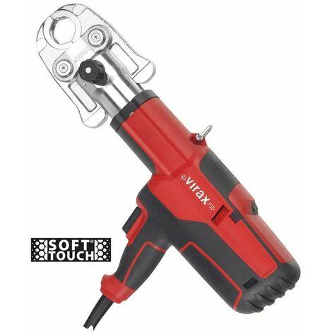 Virax - Presse à sertir électro-mécanique Viper® P30+ 230 V 32-35 kN