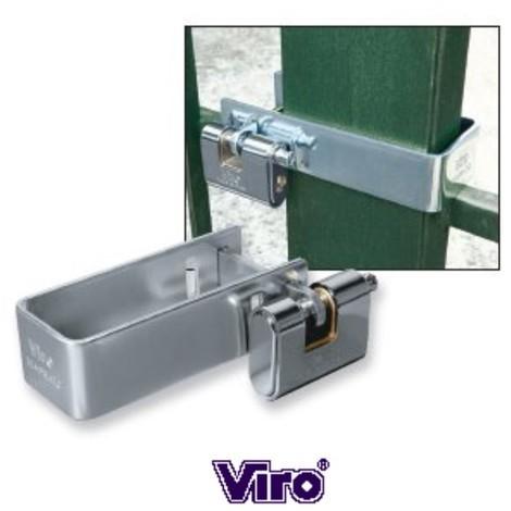 VIRO - Collier de Grille Acier K Trempé 50 X 116 mm . Code 313 0676