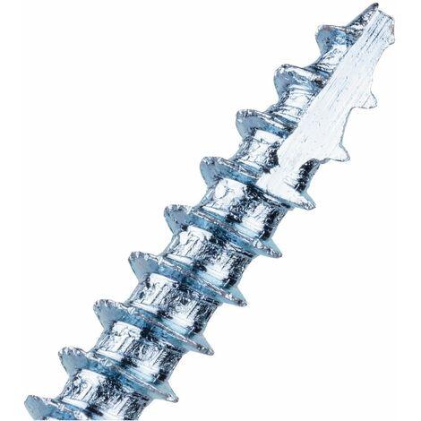 Vis à bois tête fraisée TX - 4x60/36 - 250pces - Fixpro