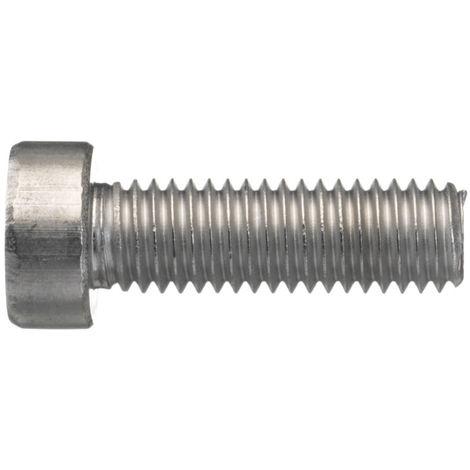 Vis à tête cylindrique à six lobes internes ISO 14580 Acier inoxydable (Inox) A2 50
