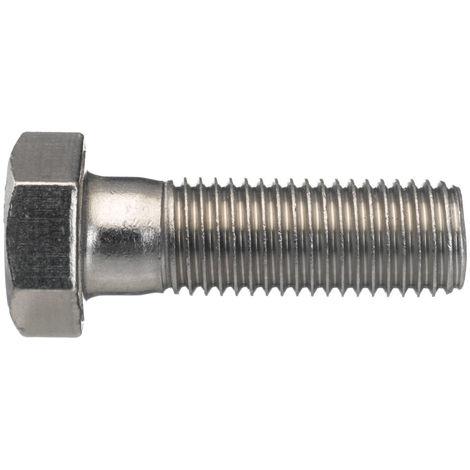 Vis /à M/étaux T/ête Cylindrique /à Six Pans Creux DIN 912 Acier Inox M5x75 x10